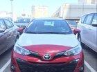 Cần bán xe Toyota Yaris đời 2018, màu đỏ, xe nhập