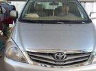 Cần bán Toyota Innova MT đời 2008, màu bạc, xe đẹp