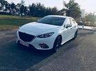 Bán Mazda 3 năm sản xuất 2016, màu trắng như mới