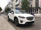 Bán Mazda CX 5 2.5 AT sản xuất 2016, màu trắng, giá 830tr