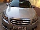 Bán Daewoo Lacetti CDX đời 2009, màu bạc, xe nhập