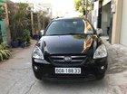 Cần bán xe Kia Carens đời 2010, màu đen ít sử dụng