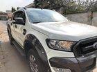 Cần bán xe Ford Ranger Wildtrak 3.2L đời 2016, màu trắng, giá 785tr