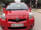 Gia đình cần bán xe Yaris 2011, màu đỏ