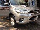 Cần bán xe Toyota Hilux 2016 4x4 MT 2016, màu bạc, xe nhập