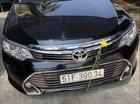 Bán Toyota Camry sản xuất năm 2016, màu đen, 840 triệu