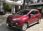 Cần bán xe Ford EcoSport 2016, màu đỏ, giá chỉ 515 triệu