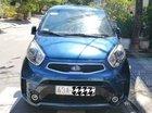 Cần bán xe Kia Morning Si 2015, màu xanh lam, 285 triệu
