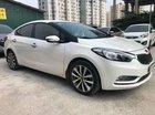 Cần bán Kia K3 1.6AT đời 2015, màu trắng giá cạnh tranh