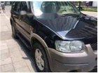 Cần bán lại xe Ford Escape XLT AT sản xuất năm 2004, màu đen chính chủ, 175 triệu