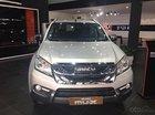 Bán ô tô Isuzu mu-X 3.0 4X2 AT năm sản xuất 2016, màu bạc, xe nhập, giá chỉ 795 triệu