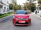 Bán xe Yaris 2017 đỏ, xe như mới, nữ đi 10 vạn hơn 6xx