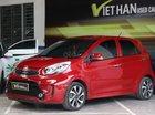 Bán Kia Morning Si 1.25MT sản xuất 2017, màu đỏ