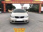 Bán Kia Forte 1.6 SXMT đời 2011, màu vàng cát, xe siêu mới