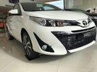 Bán Toyota Yaris 1.5 CVT đời 2018, màu trắng, nhập khẩu, 650 triệu