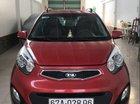 Bán xe Kia Morning S đời 2014, màu đỏ số tự động