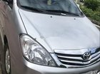 Bán xe Toyota Innova G đời 2010, màu bạc