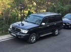 Cần bán Toyota Land Cruiser năm 2001, nhập khẩu chính chủ, giá chỉ 355 triệu