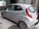 Cần bán lại xe Hyundai Eon đời 2012, màu bạc