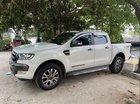 Bán Ford Ranger Wildtrak đời 2016, màu trắng, xe nhập chính chủ, 758tr
