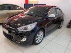 Bán ô tô Hyundai Accent sản xuất năm 2014, màu đen, nhập khẩu xe gia đình