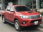 Bán Toyota Hilux 3.0G 4x4 AT sản xuất năm 2016, màu đỏ