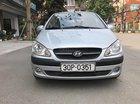 Cần bán Hyundai Getz 1.4 AT đời 2009, màu bạc, nhập khẩu Hàn Quốc số tự động, 252 triệu