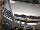Bán xe Chevrolet Captiva LTZ Maxx 2.4 AT sản xuất năm 2010, màu bạc