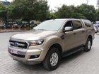 Ô Tô Thủ Đô bán xe Ford Ranger XLS 2.2 MT 2015 mẫu mới, màu ghi vàng 495 triệu