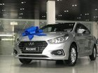 Bán ô tô Hyundai Accent đời 2019, màu bạc