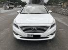 Cần bán xe Hyundai Sonata đời 2014, màu trắng