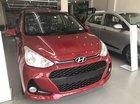 Bán xe Hyundai Grand i10 1.2AT 2019, màu đỏ giá tốt, KM hấp dẫn, trả góp tới 80%