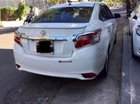 Cần bán Toyota Vios 1.5G năm 2016, màu trắng, xe gia đình
