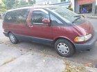 Chính chủ bán xe Toyota Previa sản xuất năm 1990, màu đỏ
