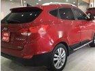 Bán xe Hyundai Tucson năm sản xuất 2010, màu đỏ, giá 550tr
