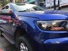 Bán xe Ford Ranger XLS năm sản xuất 2015, màu xanh lam