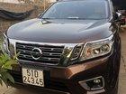 Bán xe Nissan Navara VL đời 2017, màu nâu, xe còn như mới