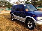 Bán Suzuki Vitara JLX sx 2004, số tay, tư nhân chính chủ, màu xanh