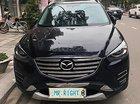 Cần bán xe Mazda CX 5 2.5 AWD sản xuất năm 2017, màu đen, giá tốt