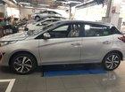 Bán Toyota Yaris 1.5G cao cấp sản xuất 2019, màu bạc, xe nhập