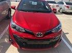 Bán xe Toyota Yaris 1.5G cao cấp năm 2019, màu đỏ, xe nhập