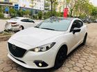 Bán Mazda 3 1.5AT 2016 màu trắng, có hỗ trợ trả góp