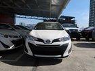 Bán Toyota Vios 2019, giảm giá + tặng phụ kiện + ưu đãi bảo hiểm, hỗ trợ ngân hàng lãi suất thấp