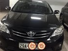 Chính chủ bán Toyota Corolla Altis 1.8 AT đời 2011, màu đen, giá 580tr