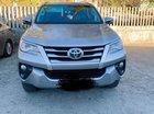 Bán xe cũ Toyota Fortuner MT 2017, nhập khẩu nguyên chiếc