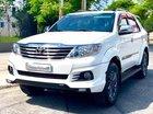 Cần bán Toyota Fortuner Sportivo sản xuất 2016, màu trắng, giá chỉ 889 triệu