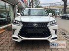 Bán Lexus LX570 sản xuất 2018, màu trắng, Mr Huân 0981010161