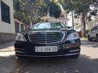 Bán xe Mercedes S500L sx 2011, nhập khẩu nguyên chiếc, đã lăn bánh 47000 km, màu đen, nội thất màu đen