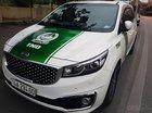 Bán xe Kia Sedona DATH 2017, full option, màu trắng