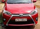 Cần bán xe Yaris màu đỏ, đăng ký lần đầu vào tháng 7/2017